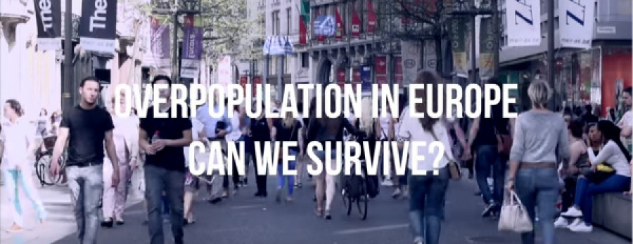 """Documentary """"Overpopulation in Europe: Can we survive?"""""""